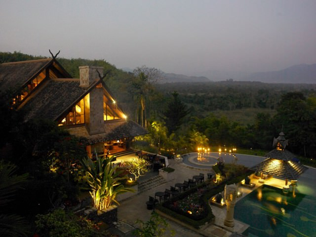 51 - 26 Anantara Golden Triangle Elephant Camp amp Resort Thailand