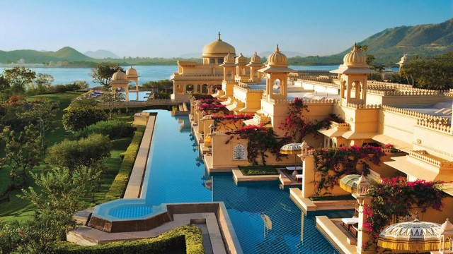 73 - 41 The Oberoi Udaivilas India