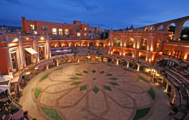75 - 43 Quinta Real Zacatecas Mexico