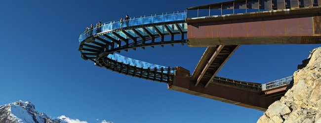Glacier Skywalk –