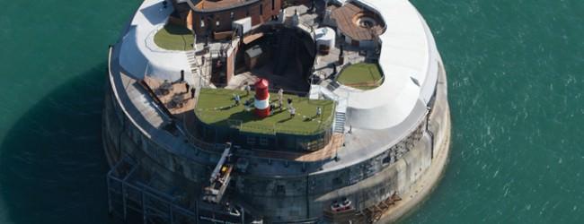 Spitbank Fort – cel mai exclusivist hotel din lume