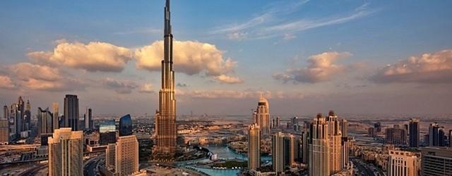 Burj Khalifa – cea mai inalta cladire din lume !