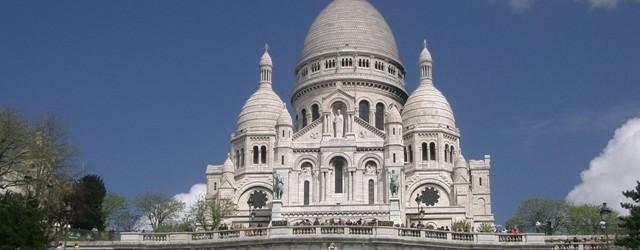 Catedrala Sacre Coeur din Paris, un monument al spiritualitatii