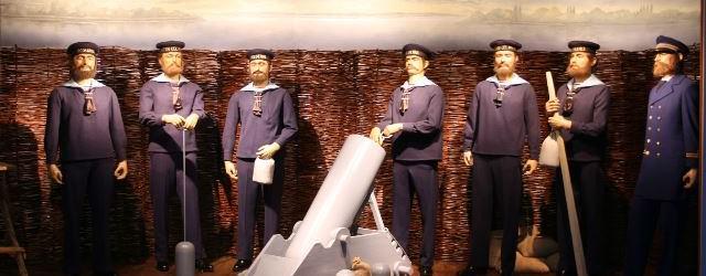 Lectie de istorie: Muzeul Marinei Romane din Constanta