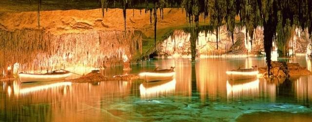 Cuevas del Drach – minunea naturala a Spaniei !