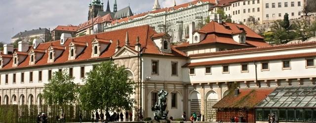 Palatul Wallenstein sau minunea orasului Praga !