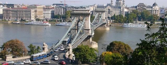 Podul cu Lanturi – legatura spirituala a Budapestei