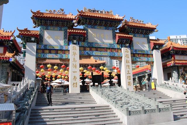 templu Sik Sik Yuen Wong Tai Sin (2)