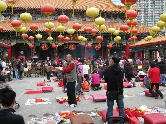 templu Sik Sik Yuen Wong Tai Sin (3)