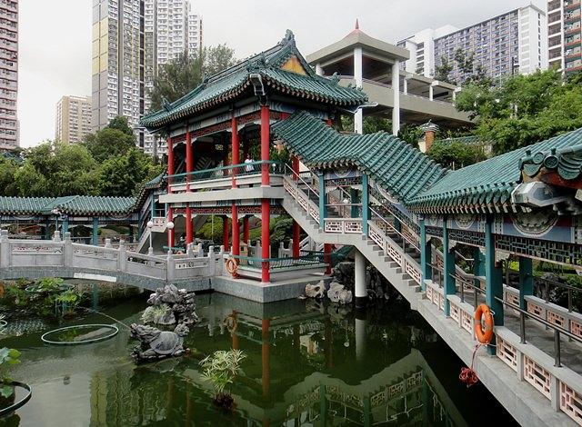 templu Sik Sik Yuen Wong Tai Sin (6)