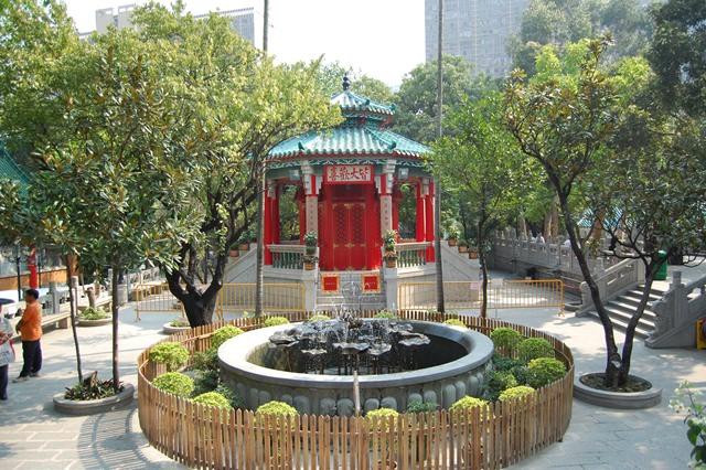 templu Sik Sik Yuen Wong Tai Sin (7)