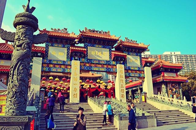 templu Sik Sik Yuen Wong Tai Sin (8)