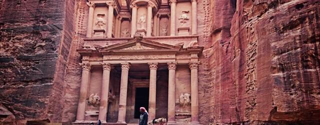 Orasul Petra sau minunea de a sculpta in stanca