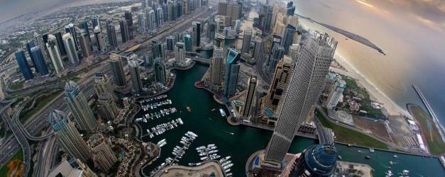Burj Khalifa, un altfel de acoperis al lumii