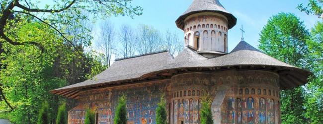 Manastirea Voronet – unde este si cum ajungeti acolo