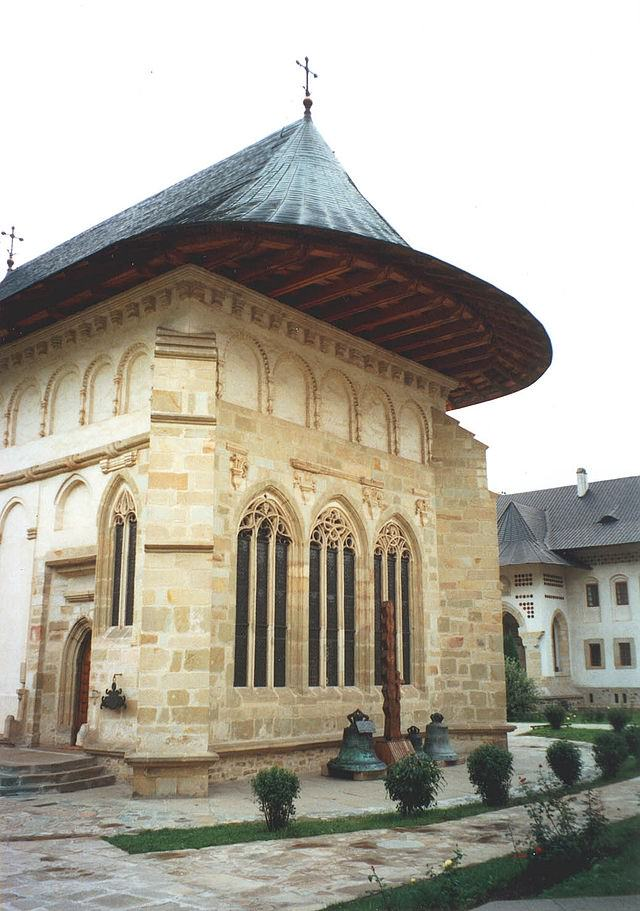 manastirea putna 4