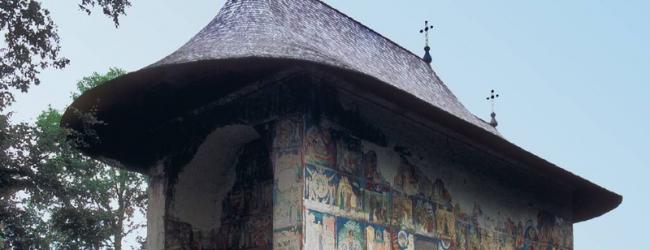 Manastirea Arbore – una dintre manastirile Sucevene