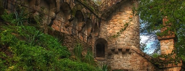 Quinta da Regaleira – in Sintra, Portugalia