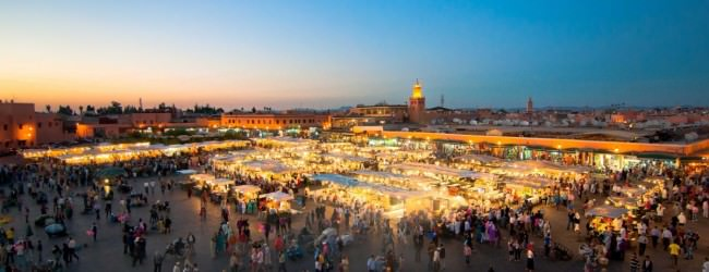 Marrakesh – cea mai populara destinatie de turism in 2014