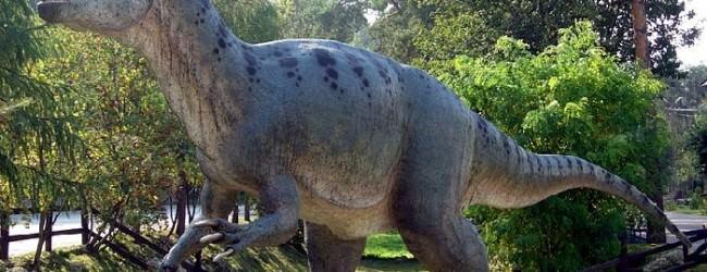 Dino Park, singurul parc al dinozaurilor din sud-estul Europei
