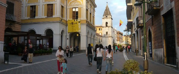 Oraşe  necunoscute din sudul Italiei