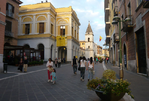 Benevento Campania