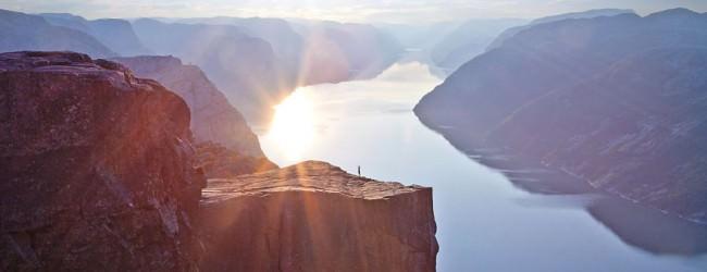 Motive sa vizitati Norvegia