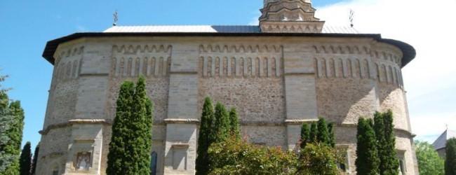 Mănăstirea Dragomirna din Bucovina