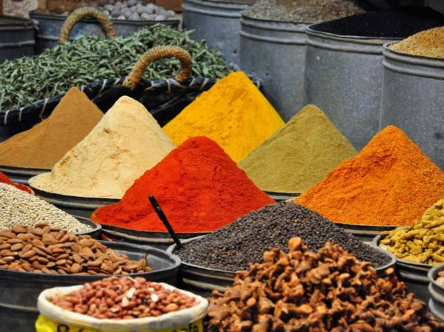 fes maroc market