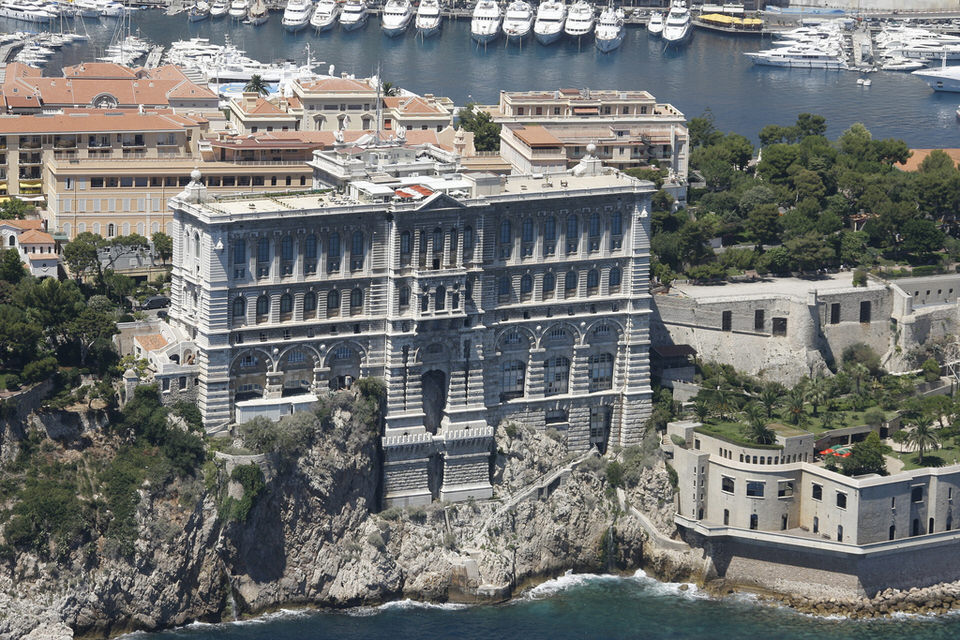 Oceanographic-Museum-of-Monaco