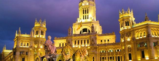 Descoperiţi  Madridul, capitala Spaniei