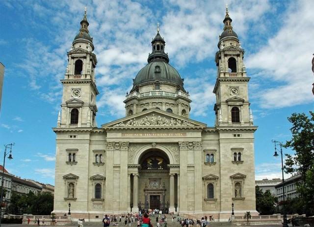 bazilica sfantului stefan din budapesta