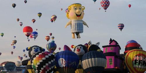 Festivalul  Baloanelor din Albuquerque
