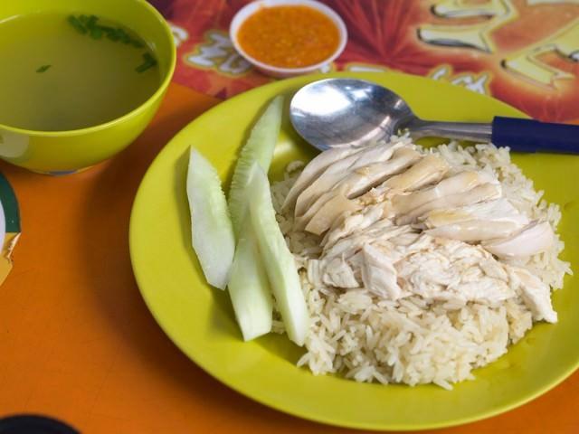 Wee Nam Kee Hainanese orez