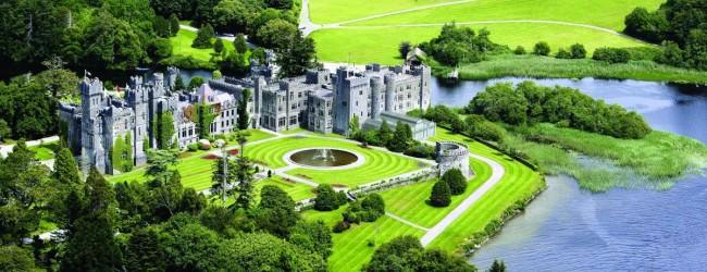 Castelul Ashford, cel mai spectaculos hotel din Europa