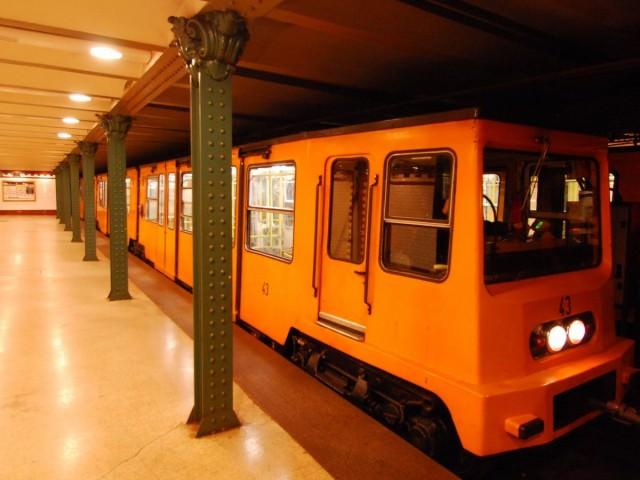 metrou Budapesta