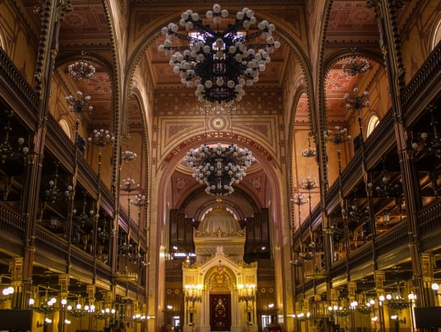 sinagoga dohany