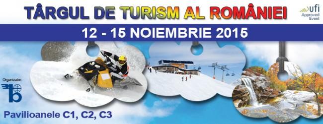 Târgul de Turism al României, 12-15 noiembrie