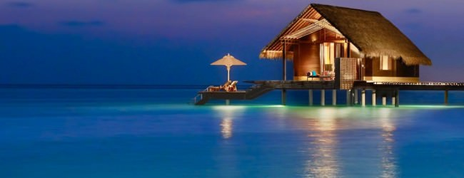 Resorturi de lux in Maldive