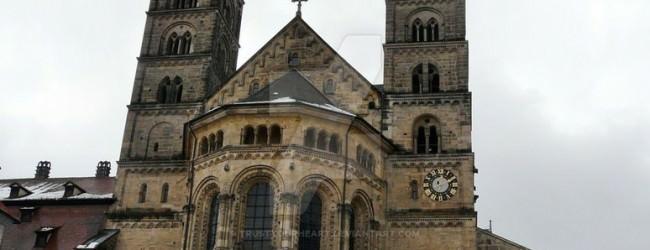 Frumosul  oraş german Bamberg