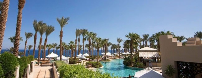 Four Seasons Resort Sharm El Sheikh – resort de lux in Egipt