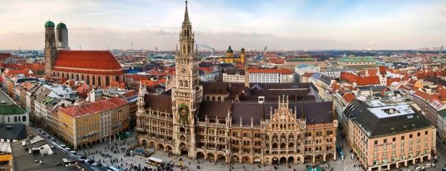 Vizitaţi  frumosul  oraş german  Munchen !