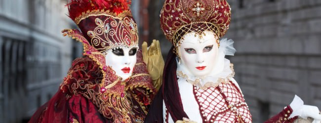 5 motive sa vizitati Venetia iarna