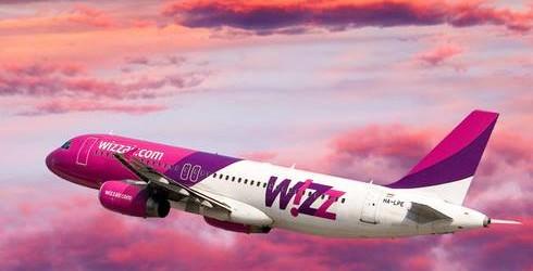 Timisoara – Eindhoven, de acum la Wizz Air