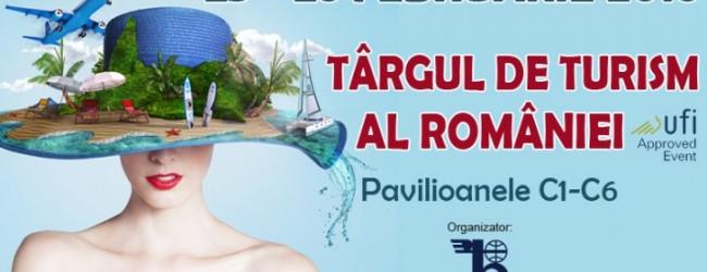 Târgul de Turism al României, 25-28 februarie