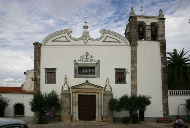 Igreja de Sta. Maria-serpa