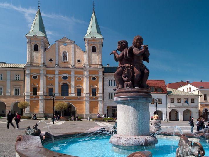 Cele mai frumoase locuri din Slovacia