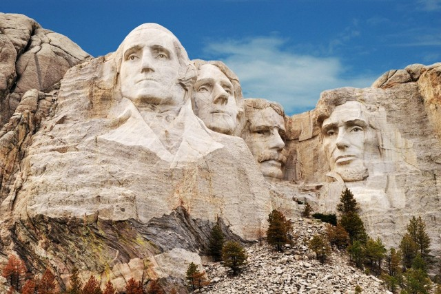 Rushmore National Memorial