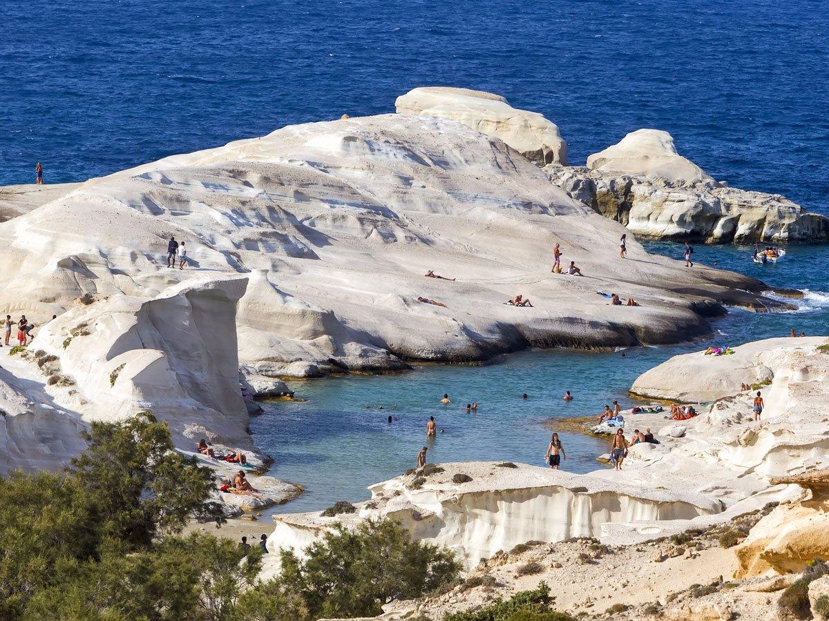 Cele mai populare insule grecesti