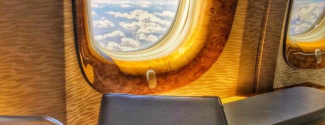 Clasa intai la Emirates – cum arata un zbor